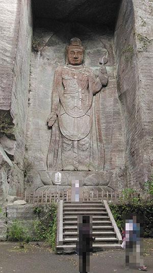 日本寺,百尺観音